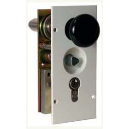 Elka Locking device 3 with profile cylinder & fire emergency release